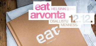Arvonta: EAT Helsinki 2015