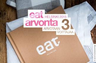 EAT Helsinki 2015 voittajat