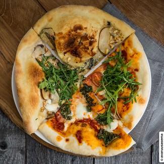 Pizzaperjantai ja portobellopizza