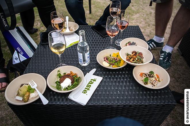 Taste of Helsinki 2017 - plussat ja miinukset